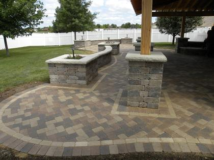 Carlin Moran Landscape Is The Leader In Brick Patio Construction. Our  Company Has Installed Many Award Winning Patios With Design And Quality In  Mind.